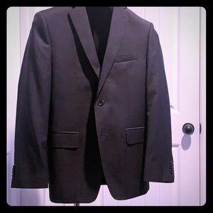 Men's 100% charcoal grey suit coat NEW!